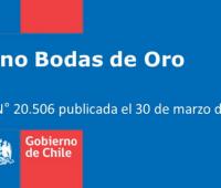 Bono Bodas de Oro