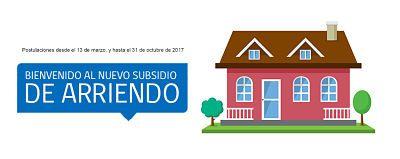 Subsidio de Arriendo 2017, requisitos y cómo postular este año