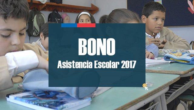 Bono por Asistencia Escolar 2017