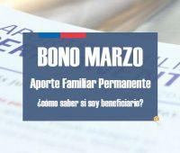 Bono Marzo 2017: consulta si te corresponde cobrar el Aporte Familiar