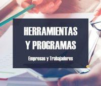 Guía de Herramientas y Programas para Empresas y Trabajadores