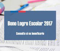 Bono Logro Escolar 2017: Consulta AQUÍ si eres beneficiario