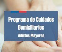 Programa de Cuidados Domiciliarios para el Adulto Mayor
