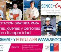Postula online a los nuevos cursos SENCE +Capaz
