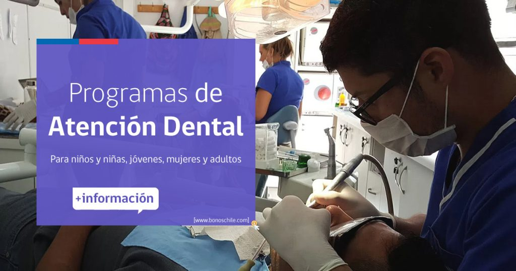 Programas de Atención Dental Chile