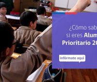 ¿Cómo saber  si eres Alumno Prioritario 2018?
