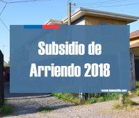 Conoce los requisitos para postular al Subsidio de Arriendo 2018