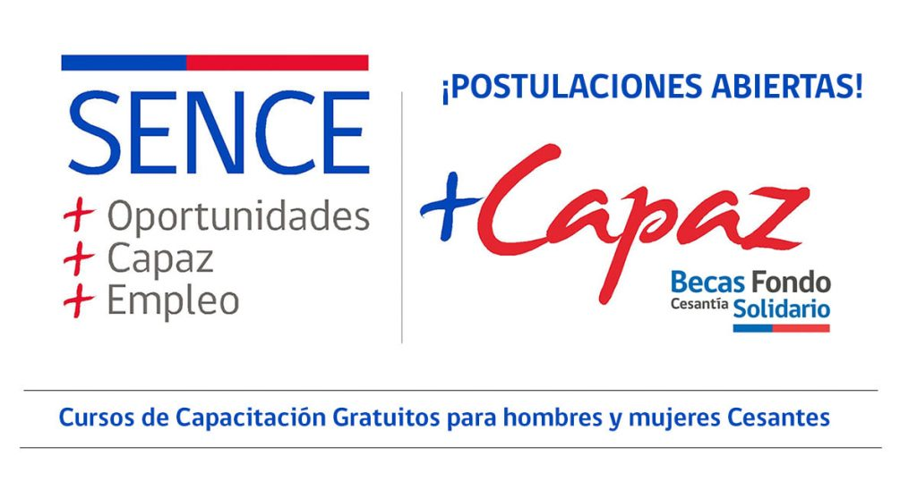 Becas Fondo Solidario Cesantia - SENCE