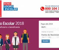 Bono Logro Escolar 2018: Consulta con tu RUT si eres beneficiario
