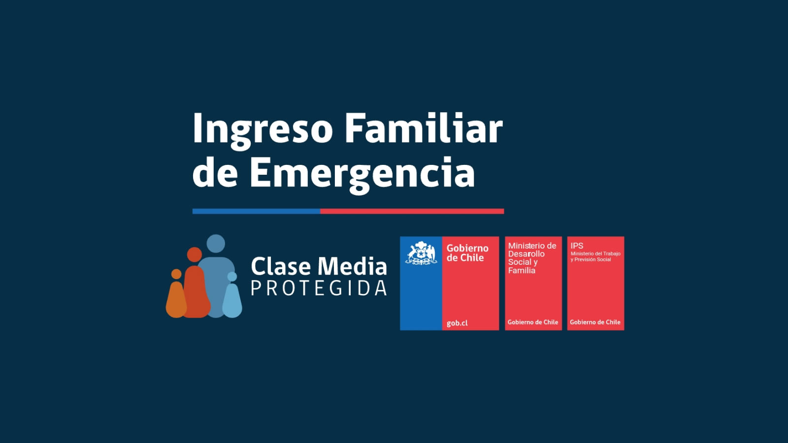 Ingreso Familiar de Emergencia postulaciones