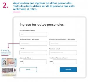 paso 2 ingreso datos personales
