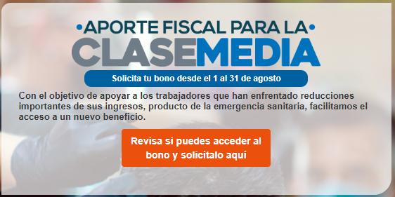 solicitar bono de 500 mil pesos