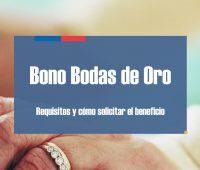 Bono Bodas de Oro 2017, ¿cómo recibir el beneficio?
