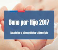 Bono por Hijo 2017: ¿Cómo postular y recibir el beneficio?