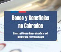 Revisa AQUÍ con tu RUT si tienes bonos y beneficios no cobrados del IPS