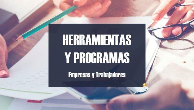 Herramientas y Programas para Empresas y Trabajadores