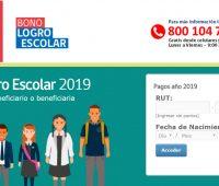 Con tu RUT revisa si te corresponde el pago del Bono Logro Escolar 2019