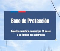 «Bono de Protección 2020» Beneficio para mujeres y familias vulnerables