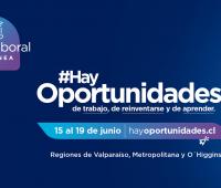 «HayOportunidades.cl» Más de 16 mil puestos de trabajo disponibles para postular