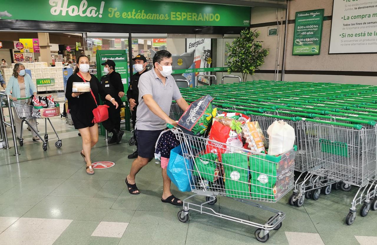 permiso ir supermercado desplazamiento