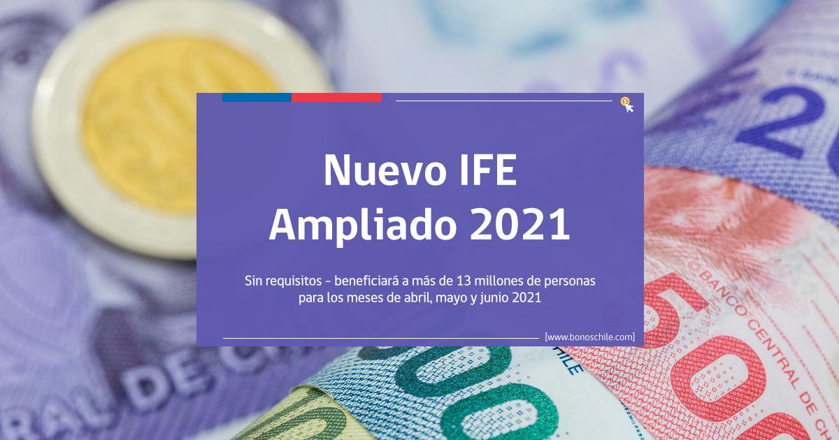 IFE ampliado 2021