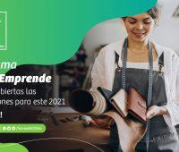 Abierto el llamado para postular al Programa Mujer Emprende 2021
