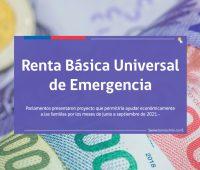 Renta Básica Universal de Emergencia: Montos y Beneficiarios