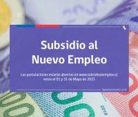 Abren postulaciones a nuevo beneficio mensual de hasta $70.000 para trabajadores