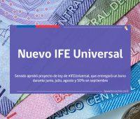 Aprobado y será Ley Nuevo IFE Universal: ¿Quiénes serán beneficiados y cuándo se pagará?