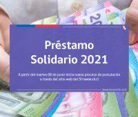 Comienza nueva postulación al Préstamo Solidario del Gobierno