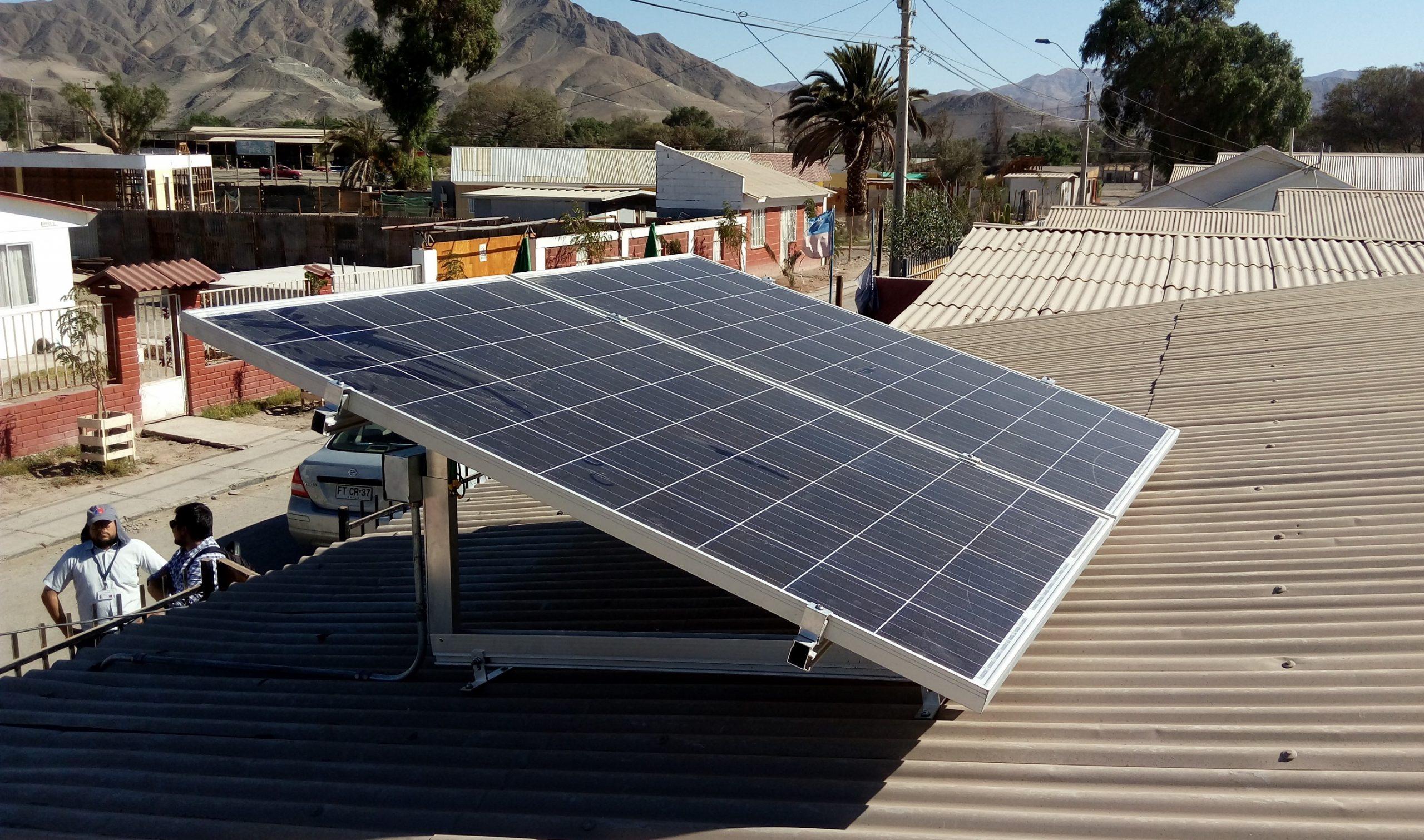 subsidio postular paneles solares